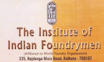 The Institute of Indian Foundryman
